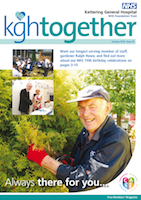 KGH Together Magazine Issue 39 Cover