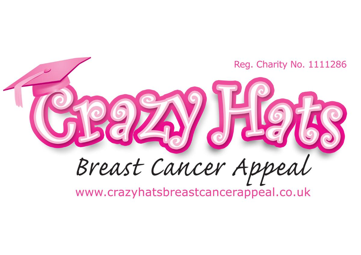 Crazy Hats (charity) Logo