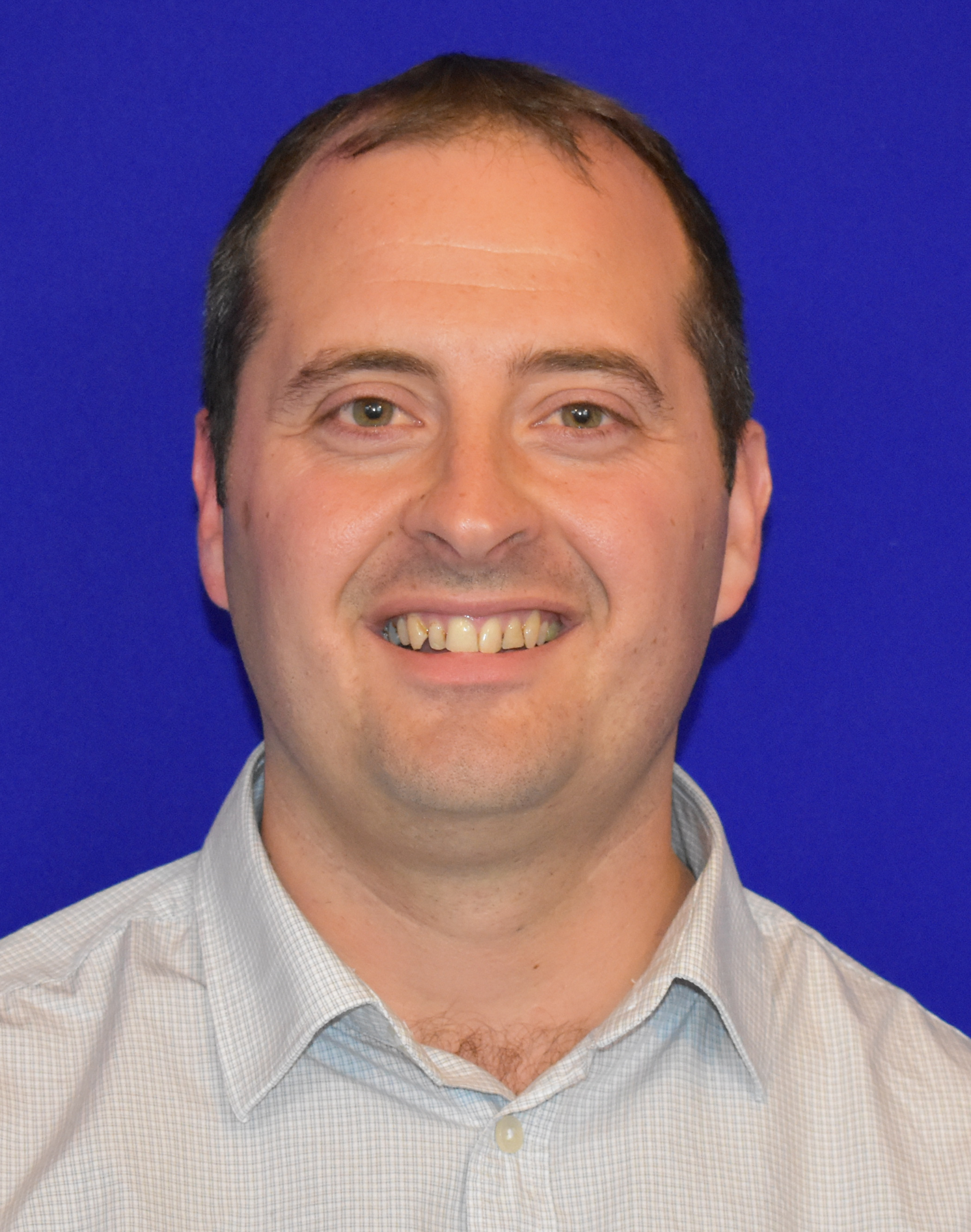 Photograph of Mark Smith, Director of HR & Organisational Development