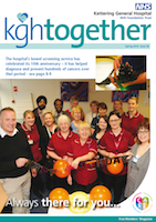KGH Together Magazine Issue 38 Cover