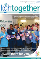 KGH Together Magazine Issue 35 Cover