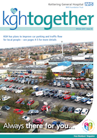 KGH Together Magazine Issue 34 Cover